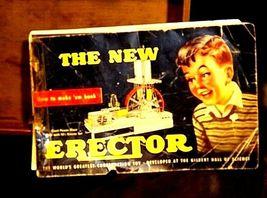 Erector Set American Model Builder No. 4 AA18-1303 Vintage image 3