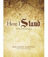 Here I Stand: A Life of Martin Luther [MP3 CD] [Jan 01, 2012] Roland H. ... - $19.79