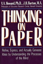 Thinking on Paper by V.a. Howard (1988-02-25) [Paperback] image 2