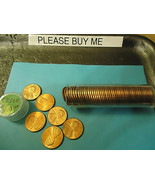 1982-P SMALL DATE ZINC LINCOLN CENT ROLL  -  TRACKING REQUIRED - $69.30