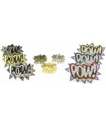 POW Rings One And Two Finger Iced Out Or Solid Style - $12.80+