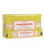 Satya 12 Packs  Frankincense Incense Sticks 09 - $25.20