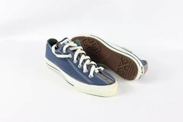 Vintage New Converse Mens 6 Womens 8 Chuck Taylor Bowling Shoes Blue Gra... - $168.25