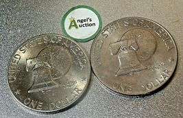 Eisenhower  Dollar 1976 P and 1976 D AA20D-CND8001 image 3