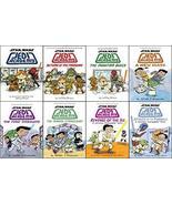 Star Wars Jedi Academy Series Set of 8 Jedi Academy, Return of the Padaw... - $99.99