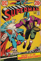 1973 DC Comics Superman #264 - $22.72