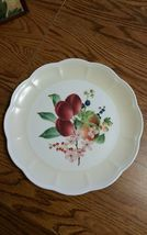 Lenox China Orchard in Bloom Plum Blossom Dinner & Salad Plate Set - $15.99