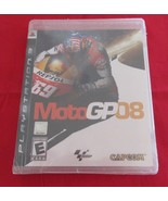 MotoGP '08 (Sony PlayStation 3, 2008) Brand New - $14.80