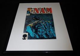 The Nam #6 Marvel Comics Framed 11x14 ORIGINAL Comic Book Cover - $34.64