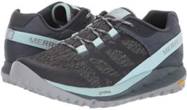 Merrell Antora Sz 9 M EU 40 Womens Sneaker Trail Running Shoes Turbulence J84814 - $80.14