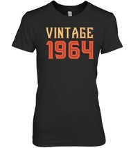 Born in 1964 Shirt 53rd Birthday Gift - $19.99+