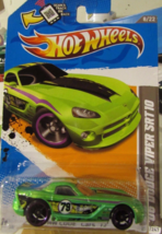 Hot Wheels Hw Code Cars '06 Dodge Viper SRT10 [Brand New] - $6.88