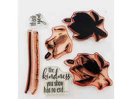 Stampin' Up! Lotus Blossom Clear Stamp Set #139143 image 2