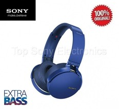 SONY MDR-XB950B1 Extra Bass Noise Cancelling NFC Bluetooth Headphones - ... - $69.99