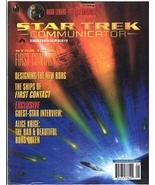 Star Trek Communicator Magazine Official Star Trek Fan Club #110, Jan/Fe... - $9.00