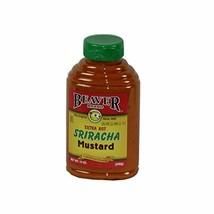 Beaver, Sriracha Mustard Squeeze 12 oz. 6 count