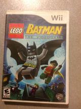 Wii Lego batman  - $4.99