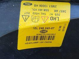 02-04 Ford Focus SVT HID Xenon Headlight Lamp Set L&R  - POLISHED image 5