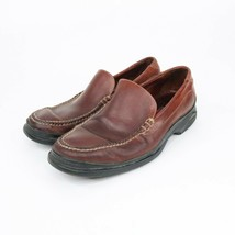 Cole Haan NikeAir Leather Loafers Men's Slip-On Shoes Size 9.5M Brown - $59.39