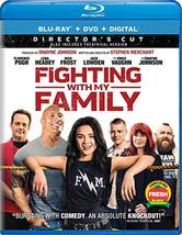 Fighting with My Family [Blu-ray + DVD + Digital]