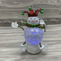 Department 56 Snow Glows Christmas Snowman Lights Up in Box - $24.99
