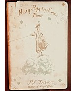 MARY POPPINS COMES BACK 1935 1st/1st signed by Travers - $4,410.00