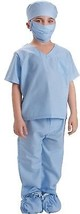 Dress Up America Blue Doctor Scrubs Toddler Costume Kids Outfits - $53.21