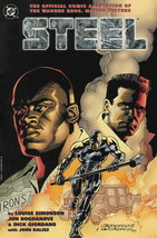 Steel: The Official Comic Adaptation of the Warner Bros. Motion Picture #1 VF/NM - $2.50