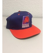 Baseball Cap Hat Snap Back NBA Purple Phoenix Suns genuine - $19.79