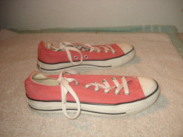 Converse All Star Women's Pink Shoes Size 5 - $12.86
