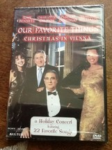 Our Favorite Things Christmas In Vienna NEW DVD - $8.91