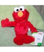 "Playskool Friends Sesame Street ELMO Plush 10""H NWT - $13.50"