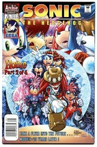 SONIC THE HEDGEHOG #131  2004-ARCHIE COMICS-SEGA-nm. - $18.92