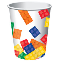 Block Party 9 oz Hot/Cold Cups/Case of 96 - $52.00