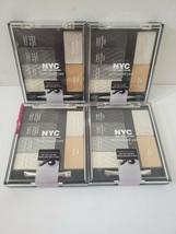 NYC New York Color Individual Eyes Shadow #944 Smokey Charcoals Lot of 4... - $24.74
