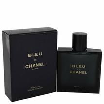 Bleu De Chanel Parfum Spray (new 2018) 3.4 Oz For Men  - $257.08