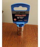"""Channellock 1/2"""" Drive 9/16"""" 12-Point Socket New - $5.89"""