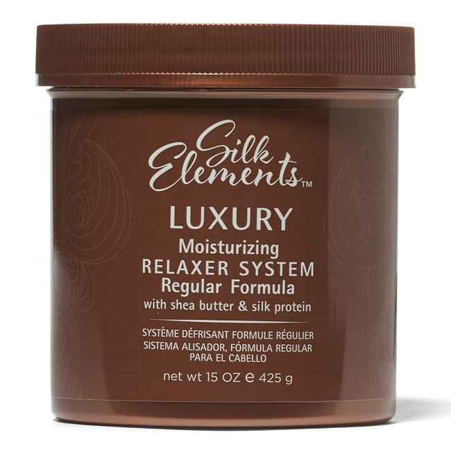 Shea Butter Regular Relaxer MegaSilk by Silk Elements
