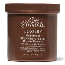 Shea Butter Regular Relaxer MegaSilk by Silk Elements image 1