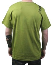 Dunkelvolk Dark Citron Green Victorious Katsumoto Peruvian Art Gargoyle T-Shirt image 2
