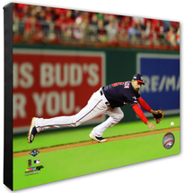 Anthony Rendon Nationals Game 3 of 2019 NLDS - 16x20 Photo on Stretched Canvas - $89.99