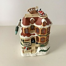 "2001 Hallmark Keepsake ""Up on the Housetop"" Ornament QLX7575 Holiday Decor - $19.99"