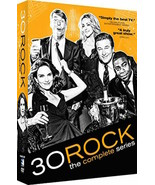 30 ROCK DVD - THE COMPLETE SERIES [16 DISCS] - NEW UNOPENED - TINA FEY - $79.99