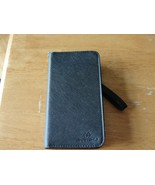 New Black Ladies Women's Clutch Purse for credit cards, check book, etc - $1.97