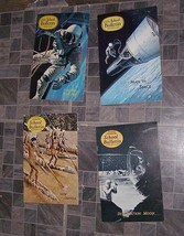 National Geographic School Bulletin Lot 1960s Man In Space Moon Landing + - $19.99