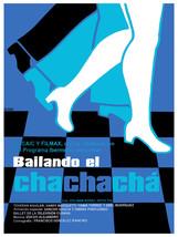 Bailando el Chachacha cuban vintage film POSTER.Graphic Design. Art Deco... - $10.89+