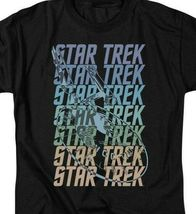 Star Trek Original TV series Retro 60's Sci-Fi graphic t-shirt CBS956 image 3