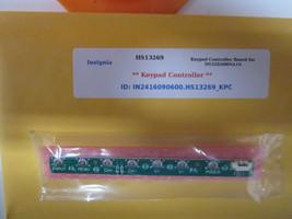Insignia HS13269 Keypad Controller Board for NS-32D200NA14 | NS-24E200NA... - $16.00