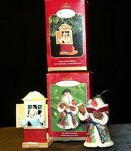 Hallmark Keepsake Ornaments Away to the Window & Toy Shop Serenade AA-191792A C image 3