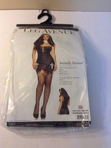 LEG AVENUE SAINTLY SINNER COSTUME COMPLETE WITH EXTRAS!                 ... - $58.00